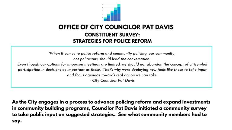 Davis Policing Survey 1