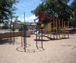 Barelas Community Center Playground Before