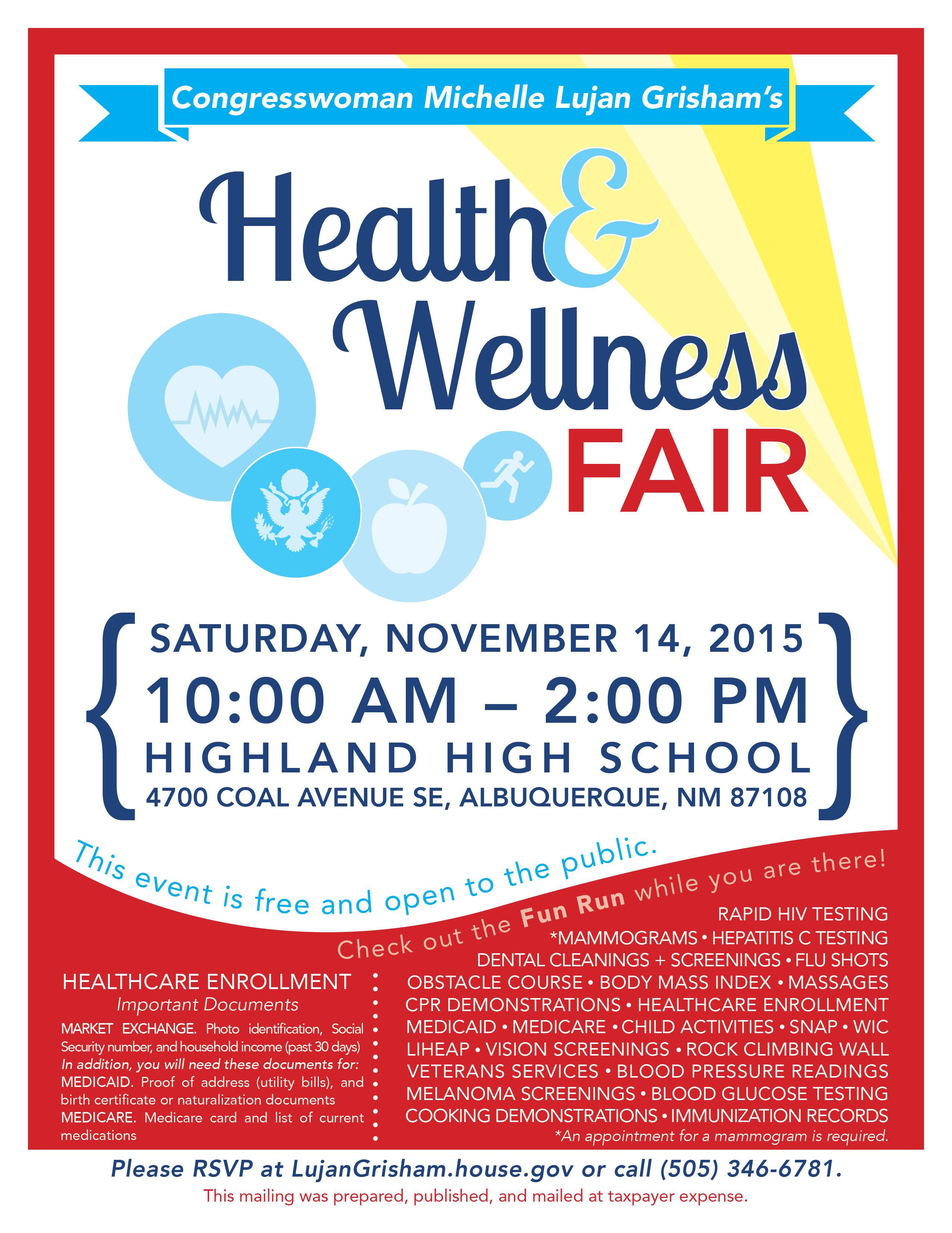 Health and Wellness English 2015