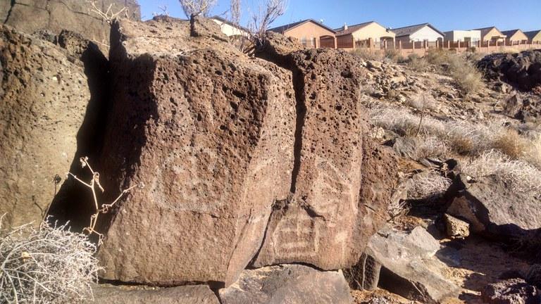 District 5 Petroglyph Image 1