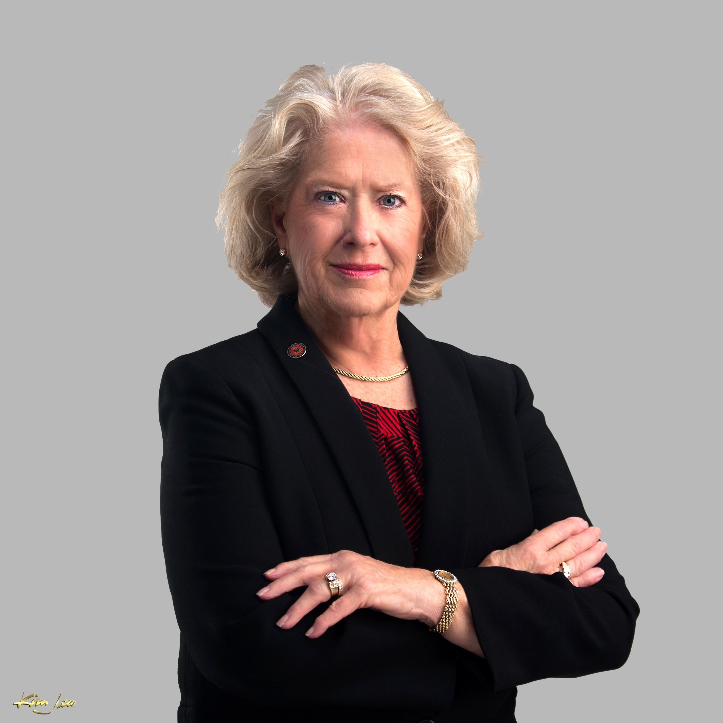 City Councilor Trudy Jones.