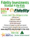 kickball 4 the kids flyer