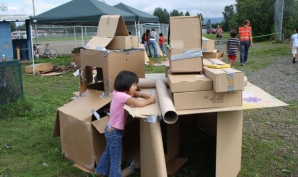 pop up playground