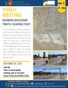 Rainbow Public Meeting Flyer