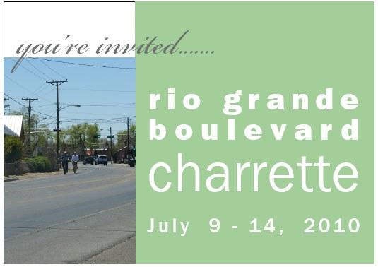 Rio Grande Charette