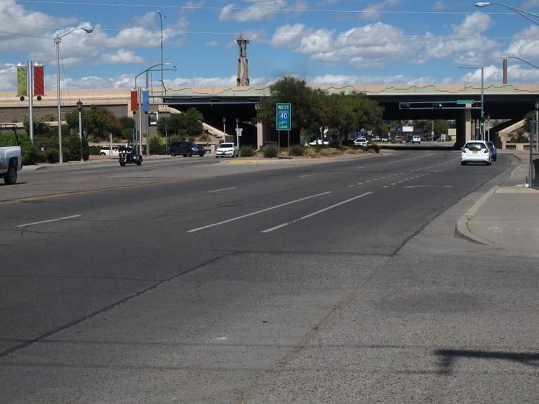 Rio Grande Boulevard and I-40