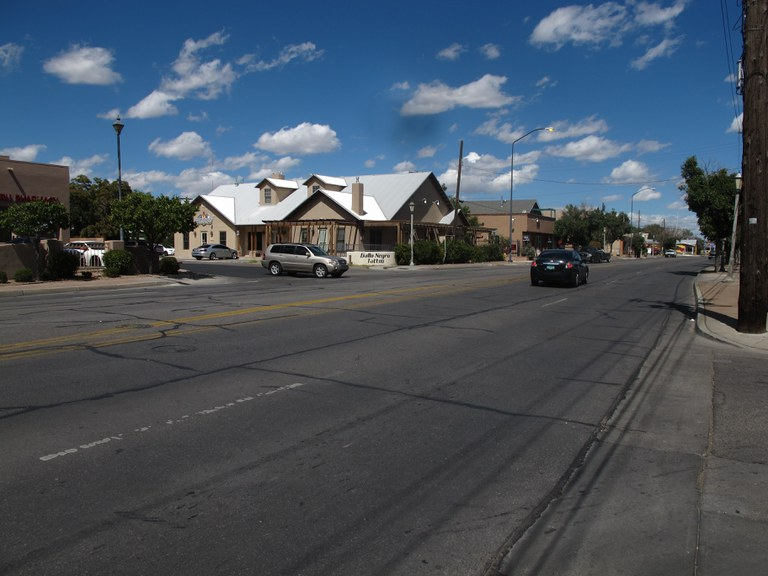 Rio Grande Boulevard Streetview