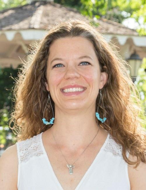 Sara Mancini of the Office of Neighborhood Coordination.