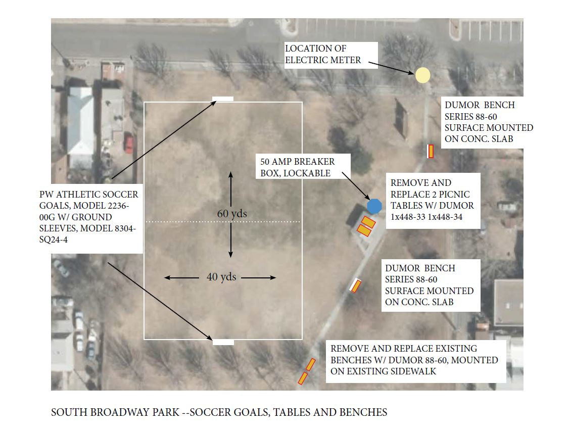 South Broadway Park Plan
