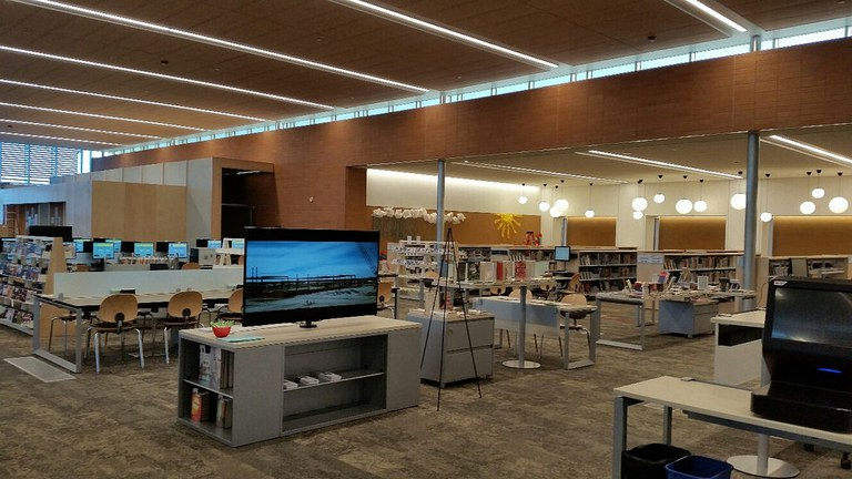 Unser Library