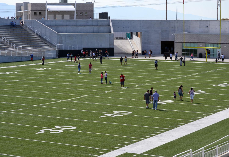West Side Stadium Tour