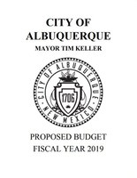 Mayor Submits Proposed Operating Budget to City Council