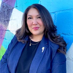 Mariela Ruiz-Angel, Community Safety Department Coordinator
