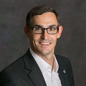 Environmental Health Director Ryan Mast