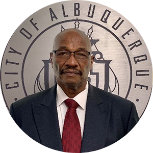Headshot of Deputy CAO and Superintendent of Police Reform Sylvester Stanley