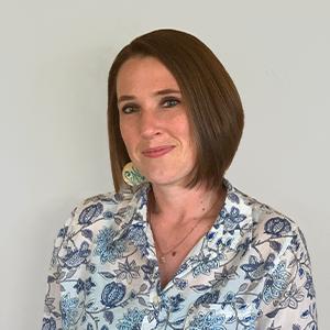 Performance & Innovation Officer Haley Kadish