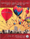 2011 Comprehensive Annual Financial Report Cover
