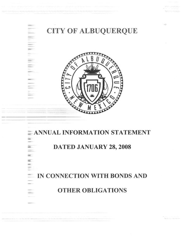 Annual Information 2008