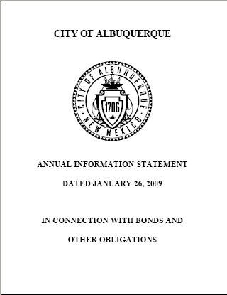 Annual Information 2009