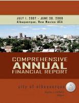 Comprehensive Annual Financial Report 2008