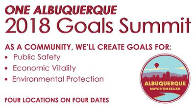 One Albuquerque 2018 Goals Summit: Northeast Location