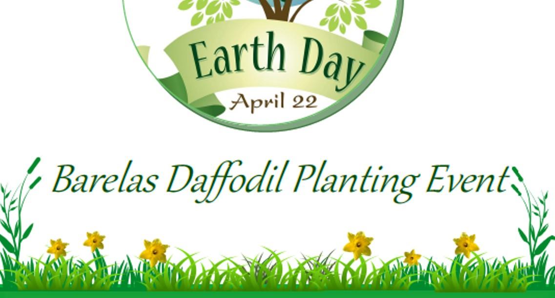 Barelas Daffodil Planting Event 2019