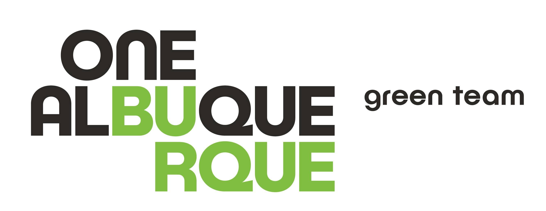 One Albuquerque Green Team Logo