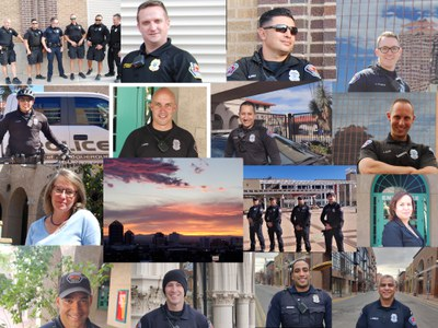 The Downtown Public Safety District Team