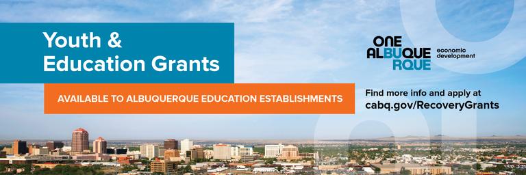 Youth & Education Grant Header