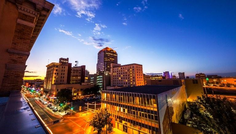 Downtown Albuquerque Tile