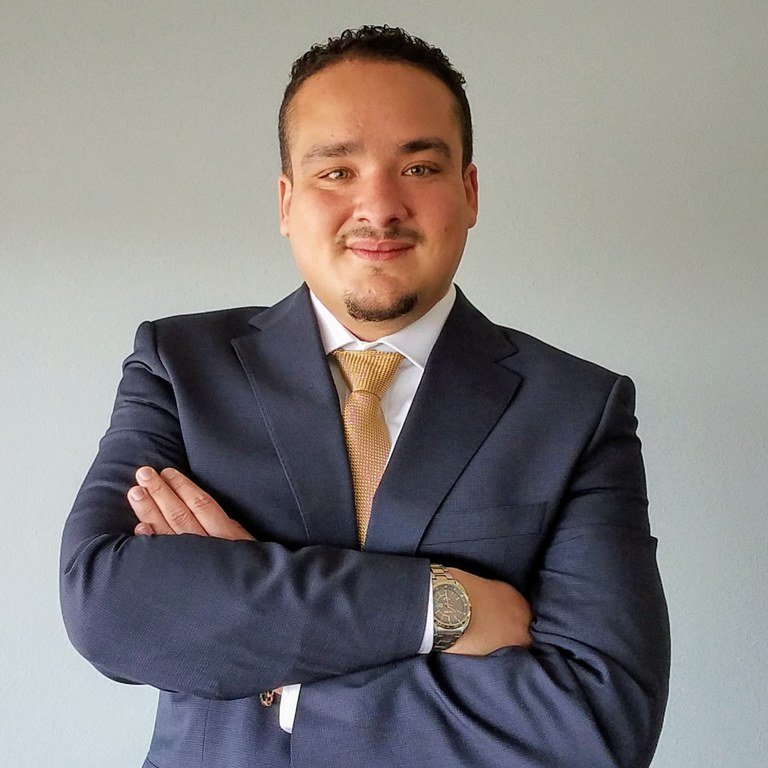 Lucas Pedraza, Small Business Office Manager