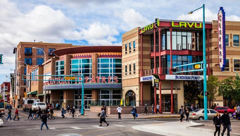 Central & 1st Street