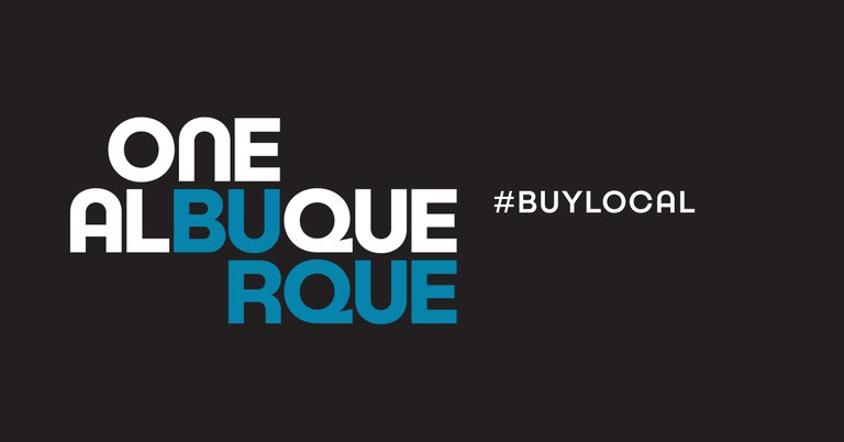 OneAlbuquerque_BuyLocal_FB_Photo_Blue_Reverse.jpg