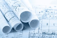 picture of blueprints