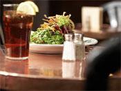 Consumer Health protection restaurant