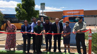 City of Albuquerque Ribbon Cutting on 18 New Electric Vehicle Charging Stations