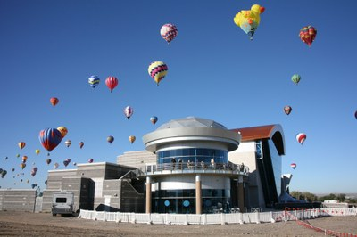 Balloon Fiesta - Museum
