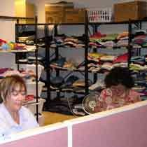 John Marshall Clothing Bank