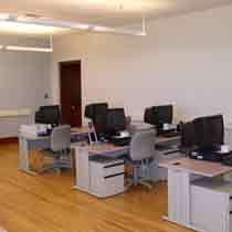 John Marshall  Com Lab