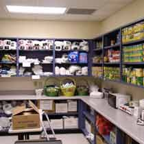Los Griegos Food Pantry