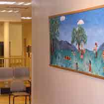 East Central Young Childrens Waiting Area