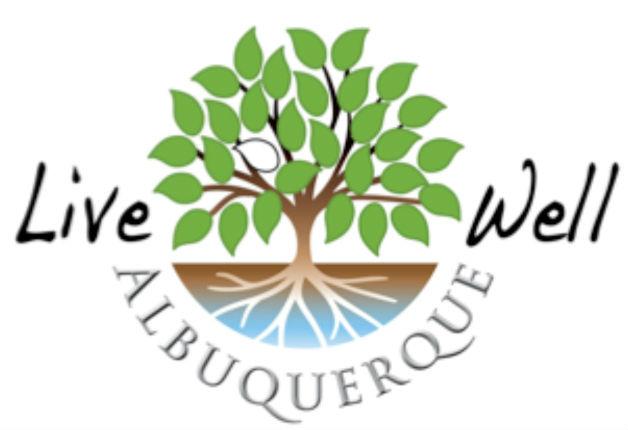 Live Well Albuquerque Logo