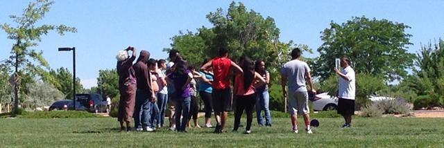 Outdoor Activities - Community Recreation