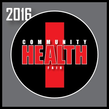 2016 Community Health Fair Logo