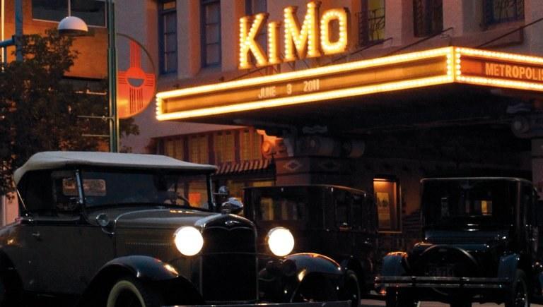 KiMo Theatre Tile