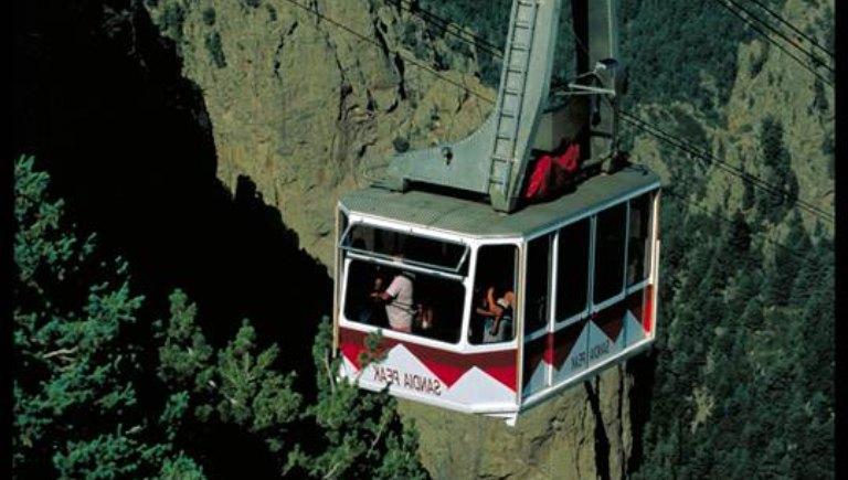The Sandia Peak Tramway
