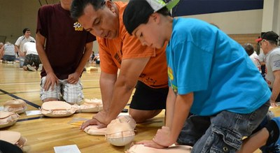 Project Heart Start Day – Free CPR Training & Health Fair