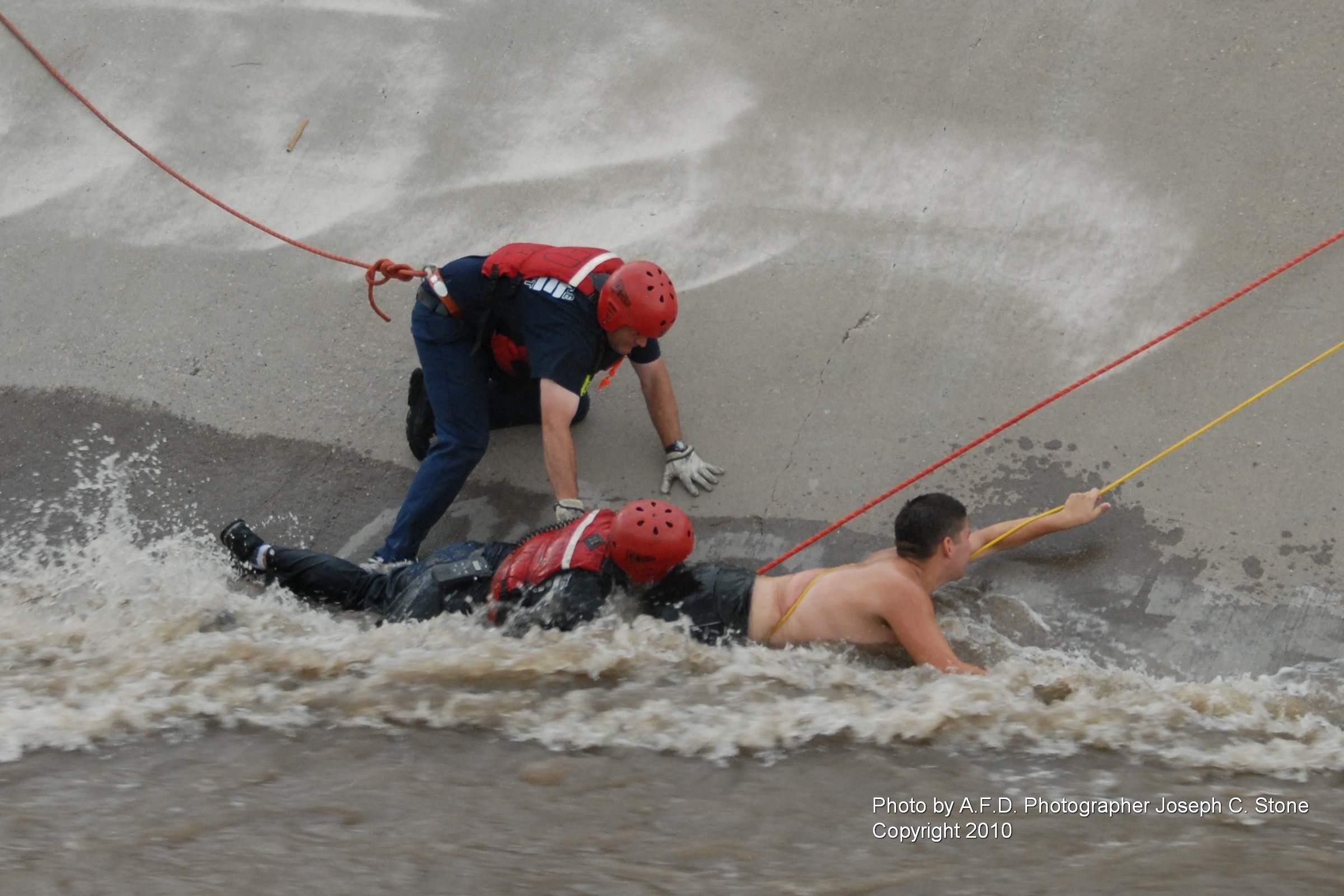 Arroyo Rescue 2
