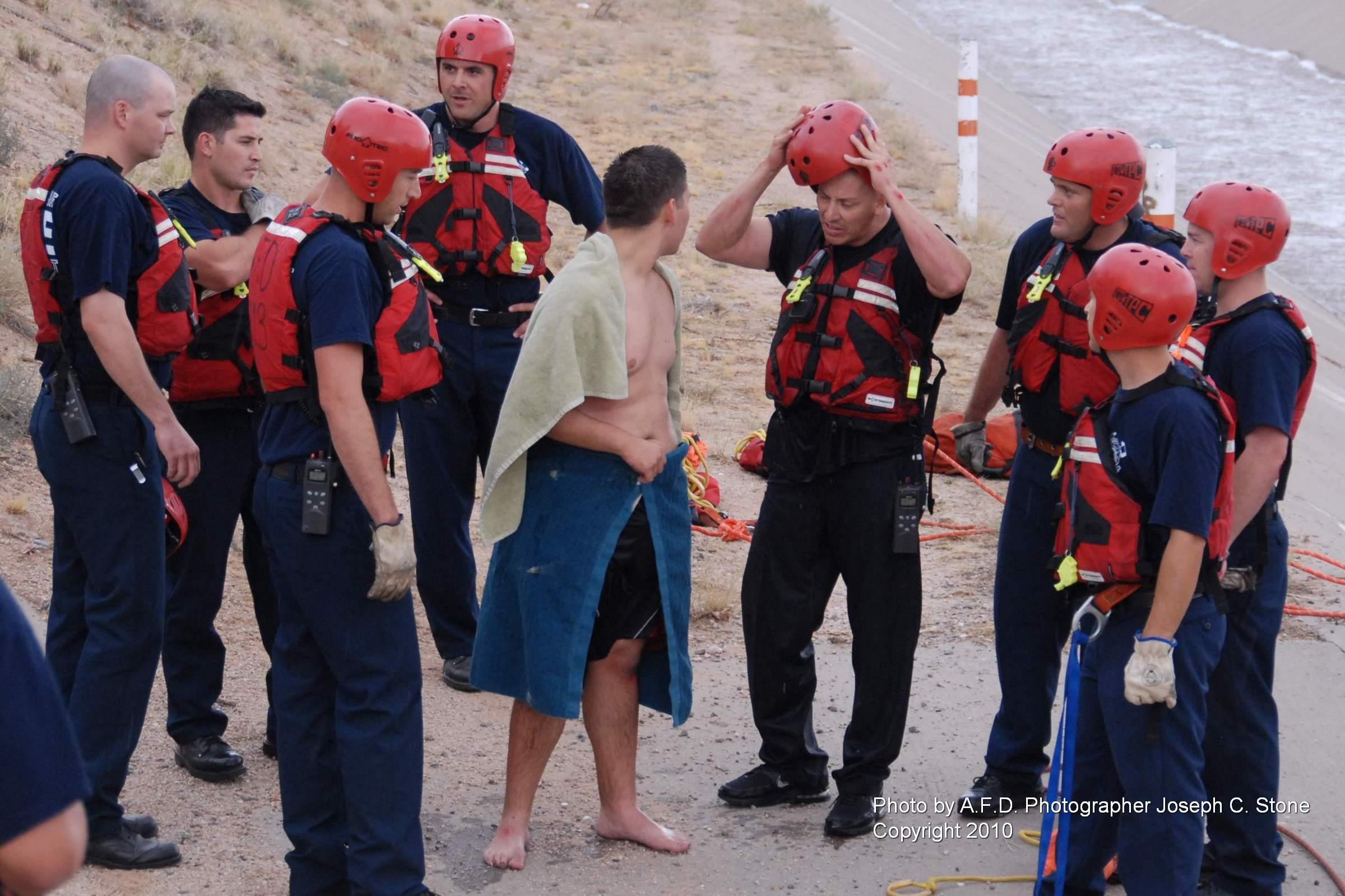 Arroyo Rescue 3