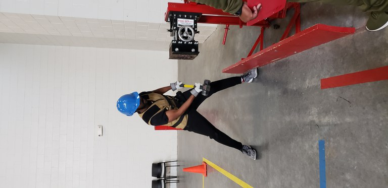 CPAT Forcible Entry 2020